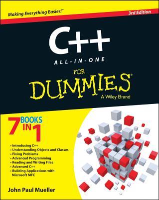C++ All-in-One for Dummies By Mueller, John Paul